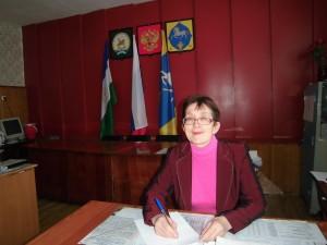 Фаздалова Хазяр Сабирьяновна